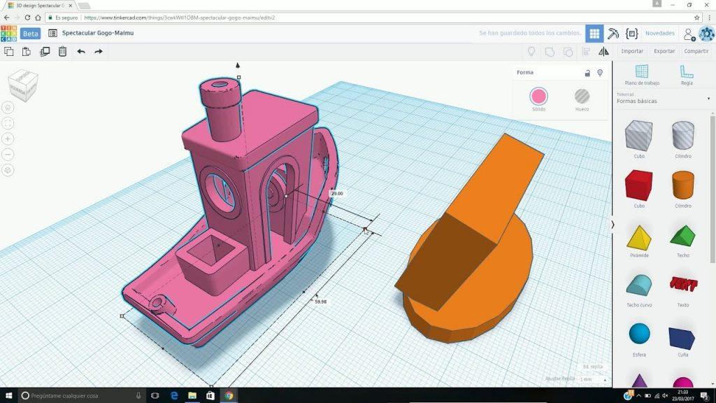 Bolsas 3D Pasos y Software